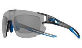 Julbo Aerospeed Prescription Sunglasses - Directly Glazed - Translucent Grey & Blue