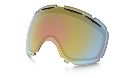 Oakley Canopy Ski Goggles Replacement Lens Kit - VR50 Pink Iridium