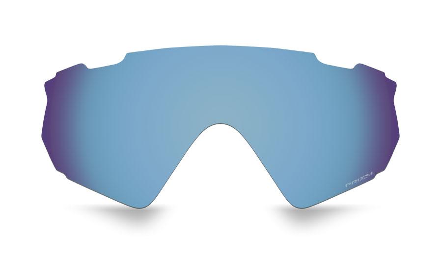 Oakley Wind Jacket 2.0 Ski Goggles Replacement Lens Kit - Prizm Sapphire Iridium