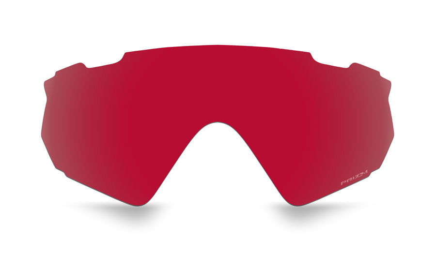 Oakley Wind Jacket 2.0 Ski Goggles Replacement Lens Kit - Prizm Rose