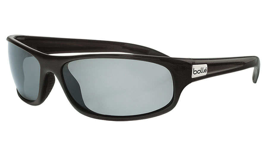 Bolle Anaconda Sunglasses - Shiny Black / TNS