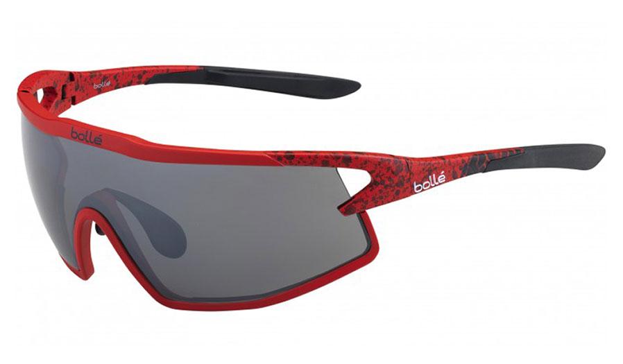 Bolle B-Rock Sunglasses - Matte Red & Black / NXT TNS Gun