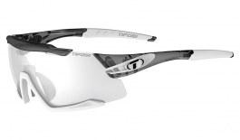 Tifosi Aethon Sunglasses - Crystal Smoke & White / Light Night Fototec