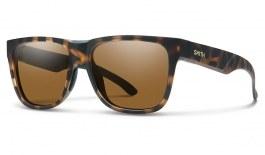 Smith Lowdown 2 Sunglasses - Matte Tortoise / ChromaPop Brown Polarised