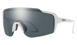 Smith Flywheel Sunglasses - Matte White / Grey