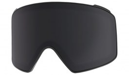 Anon M4 Cylindrical Ski Goggles Replacement Lens - Sonar Smoke