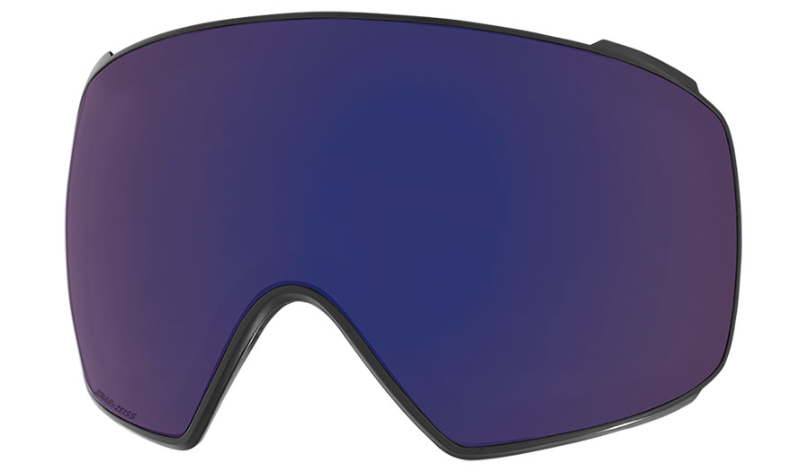 Anon M4 Toric Ski Goggles Replacement Lens - Sonar Infrared Blue
