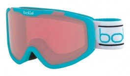 Bolle Rocket Ski Goggles - Matte Blue Apache / Vermillon