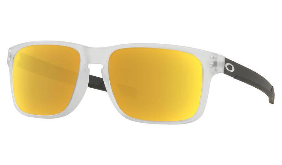 cee255a2c95 Oakley Holbrook Mix Prescription Sunglasses - Matte Clear - RxSport