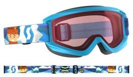 Scott Jr Agent Ski Goggles - Blue / Enhancer