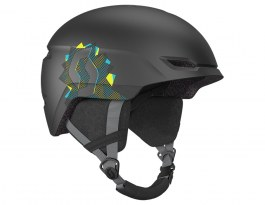 Scott Keeper 2 Junior Ski Helmet - Black