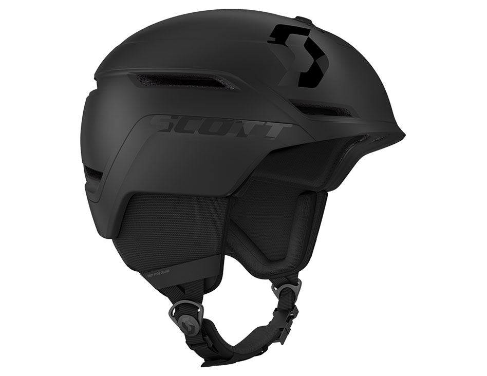 Scott Symbol 2 Plus MIPS Ski Helmet - Black