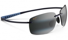 Maui Jim Kumu Sunglasses - Blue / Neutral Grey Polarised