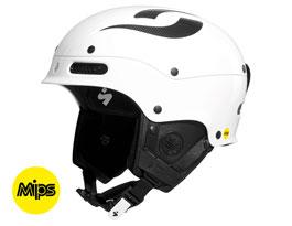 Sweet Trooper II MIPS Ski Helmet - Gloss White
