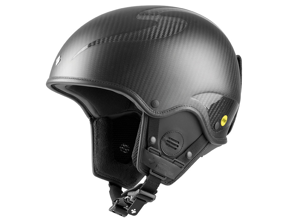 Sweet Rooster II MIPS Limited Edition Ski Helmet - Natural Carbon
