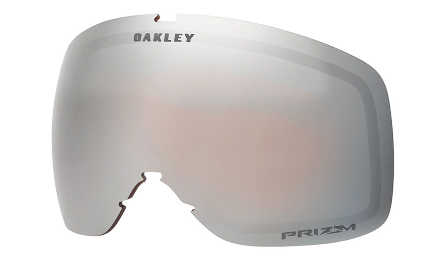Oakley Flight Tracker XS Ski Goggles Replacement Lens Kit - Prizm Black Iridium