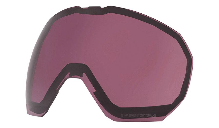 Oakley Flight Path XL Ski Goggles Replacement Lens Kit - Prizm Dark Grey