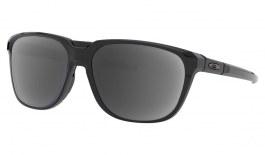 Oakley Anorak Prescription Sunglasses - Polished Black (Gunmetal Icon)
