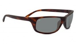 Serengeti Bormio Prescription Sunglasses - Satin Dark Tortoise