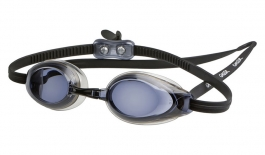 Gator Competition Prescription Swimming Goggles - Black