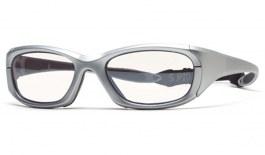 Rec Specs Maxx 30 Glasses - Silver / Clear