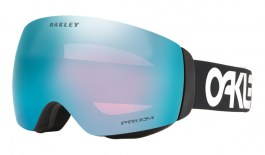 Oakley Flight Deck XM Ski Goggles - Factory Pilot Black / Prizm Sapphire Iridium