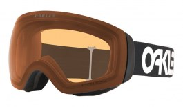 Oakley Flight Deck XM Ski Goggles - Factory Pilot Black / Prizm Persimmon