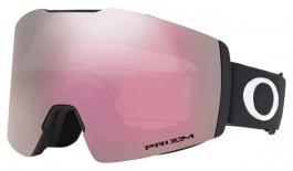 Oakley Fall Line XM Prescription Ski Goggles - Matte Black / Prizm HI Pink Iridium