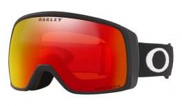 Oakley Flight Tracker XS Ski Goggles - Matte Black / Prizm Torch Iridium