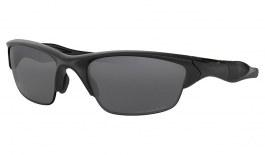 Oakley Half Jacket 2.0 Sunglasses - Matte Black / Grey Polarised