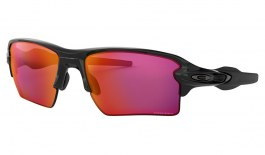 Oakley Flak 2.0 XL Sunglasses - Polished Black / Prizm Field