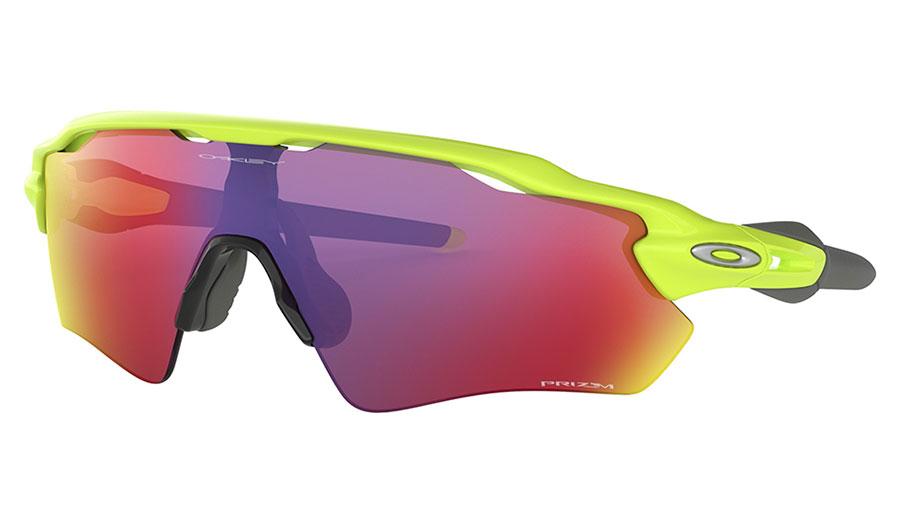 Oakley Radar EV Path Sunglasses - Retina Burn / Prizm Road