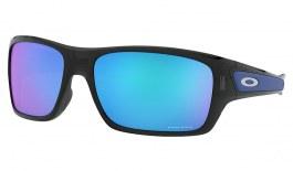 Oakley Turbine Sunglasses - Black Ink / Prizm Sapphire