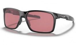 Oakley Portal X Sunglasses - Polished Black / Prizm Dark Golf