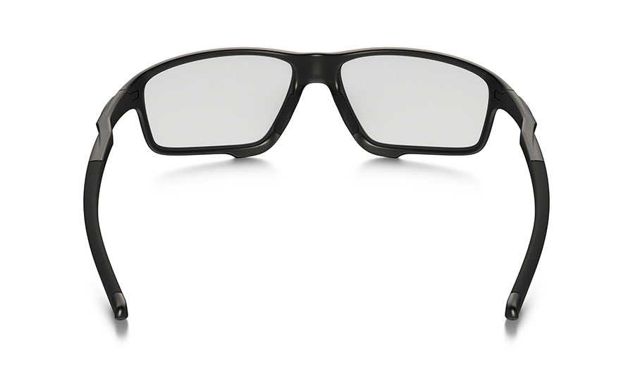 49fd755723 Oakley Crosslink Zero Prescription Glasses - Satin Black Reflective ...