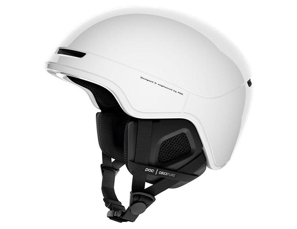 POC Obex Pure Ski Helmet - Hydrogen White