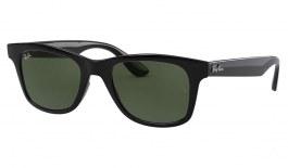 Ray-Ban RB4640 Sunglasses - Black / Green