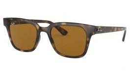 Ray-Ban RB4323 Sunglasses - Havana / Brown