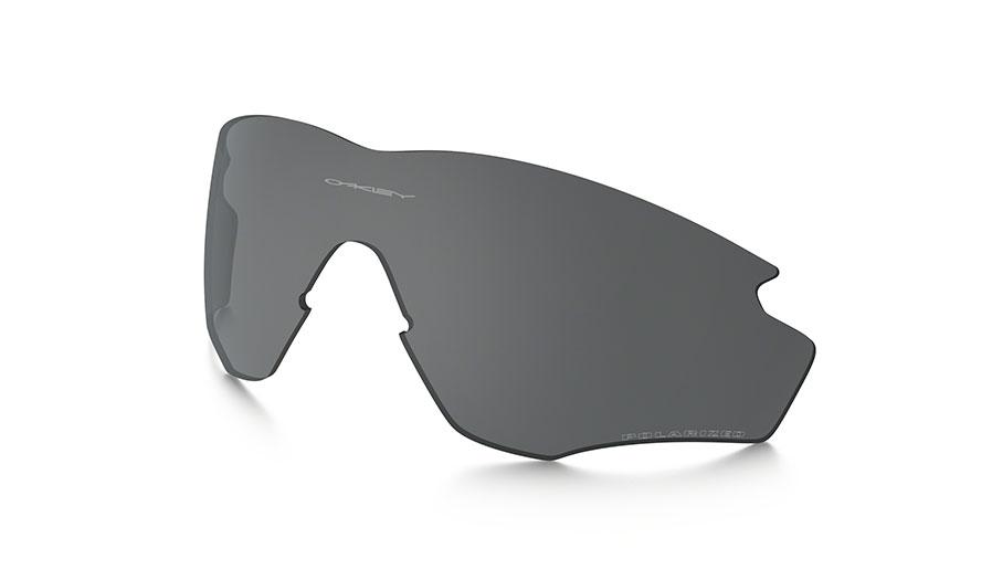 Oakley M2 Frame XL Replacement Lens Kit - Black Iridium Polarised