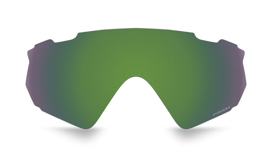 Oakley Wind Jacket 2.0 Ski Goggles Replacement Lens Kit - Prizm Jade Iridium