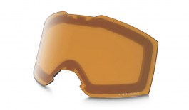 Oakley Fall Line XM Ski Goggles Replacement Lens Kit - Prizm Persimmon