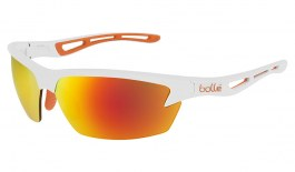 Bolle Bolt Sunglasses - Matte Cool Grey / Brown Fire HD Polarised