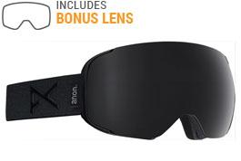 Anon M2 Ski Goggles - Smoke / Sonar Smoke + Sonar Blue