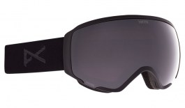 Anon WM1 Ski Goggles - Smoke / Perceive Sunny Onyx + Perceive Variable Violet