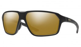 Smith Pathway Sunglasses - Matte Black / ChromaPop Bronze Mirror Polarised