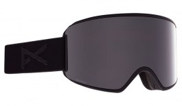Anon WM3 Ski Goggles - Smoke (Snapback Strap) / Perceive Sunny Onyx + Perceive Variable Violet