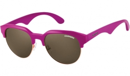 Carrera 6001 Sunglasses - Pink / Brown
