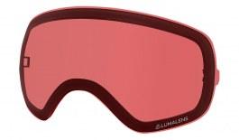 Dragon X2S Ski Goggles Lens - Lumalens Rose