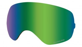 Dragon X2S Ski Goggles Lens - Lumalens Green Ion