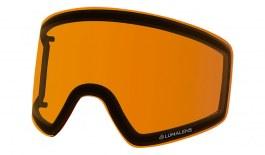 Dragon PXV Ski Goggles Lens - Lumalens Amber
